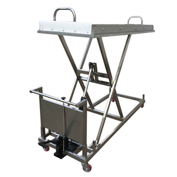 mortuary equipment