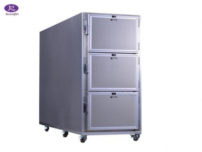 Morgue Refrigerator with three rooms RD-3A
