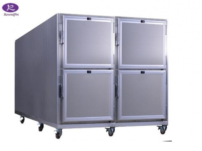 Morgue Refrigerator with four rooms: RD-4A