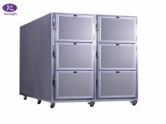 Morgue Refrigerator six rooms RD-6A