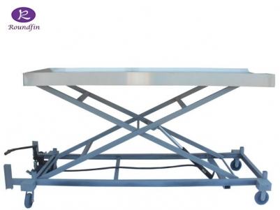 Mortuary Trolley cart Hydraulic Lifter RD-1525