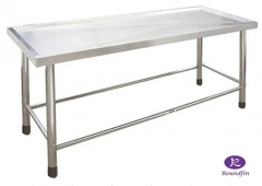 Dissecting Cart mortuary autopsy stainless steel table RD-1551