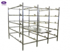 Morgue Corpses Storage Rack RD-B-10