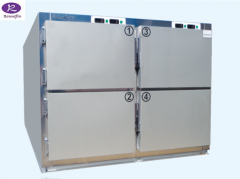 Mortuary freezers four bodies/rooms RD-4