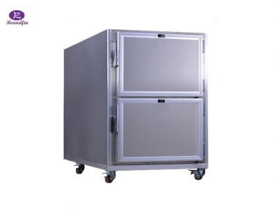 High Quality Funeral And Mortuary Equipments corpses keeping refrigerator