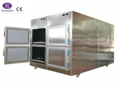 High Quality Mortuary equipments and corpses keeping refrigerator RD-D, 4 rooms