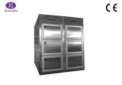 High Quality Funeral & Mortuary Equipments corpses keeping refrigerator RD-6 6 Rooms