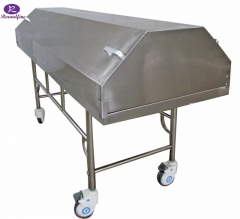 mortuary body trolley