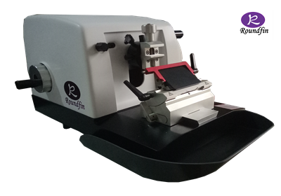 Labtotary medical rotary sliding manual microtome with  Long Service Life
