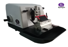 High Quality Labtotary medical rotary sliding manual microtome
