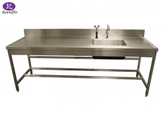 morgue table