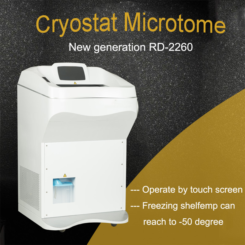 Latest Model Cryostat Microtome - RD-2260